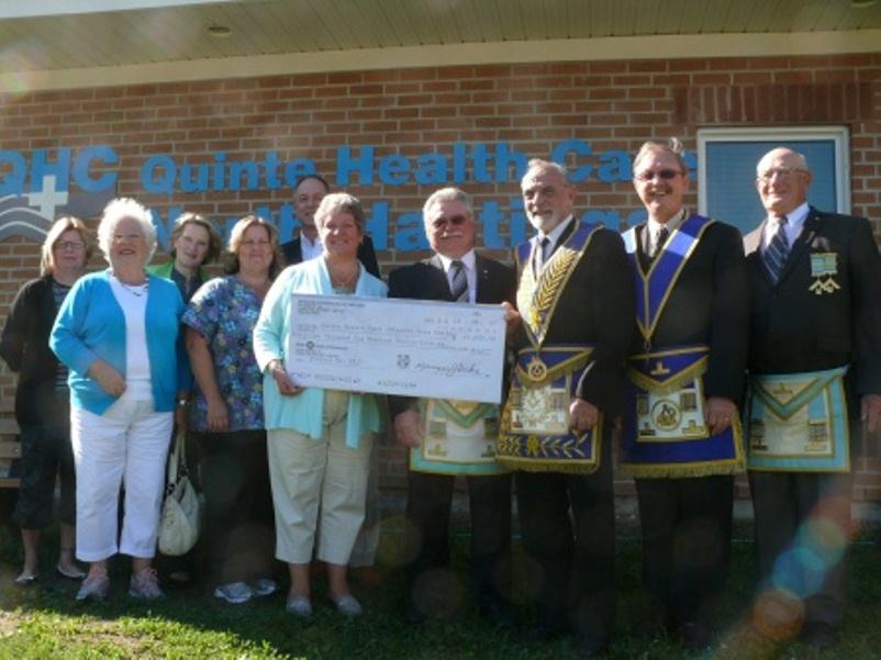 Masonic Donation (website)